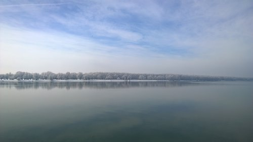 river  danube  landscape
