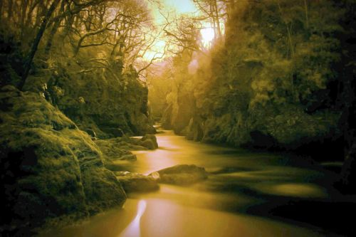 river infrared ir