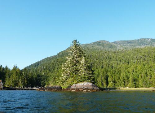 river fjord nature