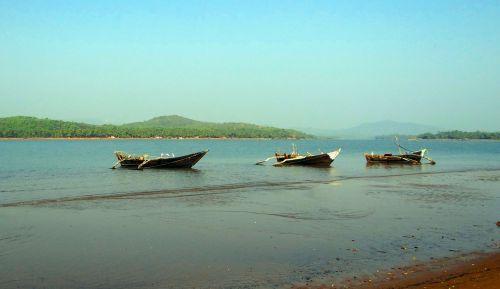 river gangavali estuary