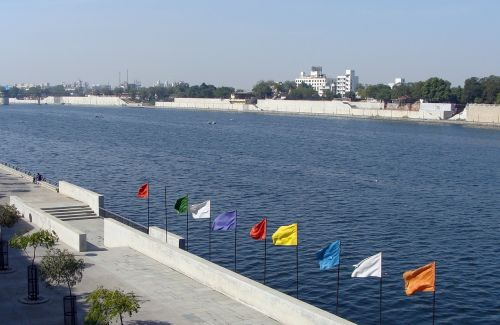 river sabarmati riverfront