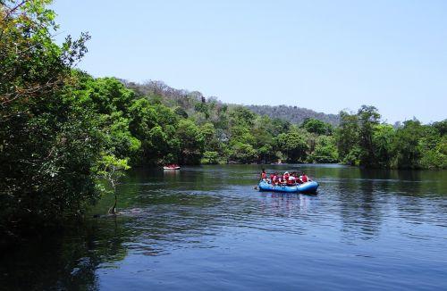 river kali rafting