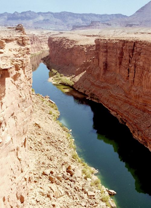 river colorado canyon