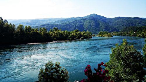 river nature serbia