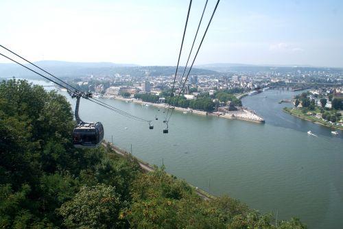 river rhine mosel