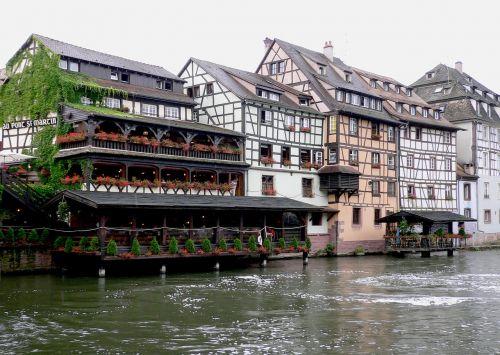 river ill fachwerkhäuser