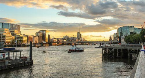 river river thames london