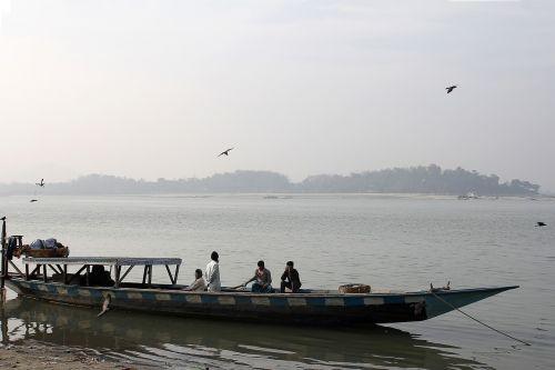 river ferry indian brahmaputra river