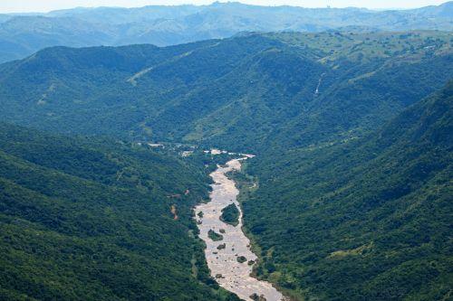River In Oribi Gorge