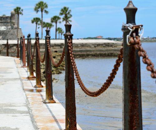 riverwalk, matanzas & nbsp, upė, & nbsp, augustinas, florida, takas, upės & nbsp, kraštas, istorinis, turizmas, kelionė, atostogos, garsus & nbsp, vieta, upės pėsčiomis