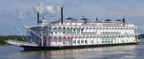 riverboat  paddle wheel  river