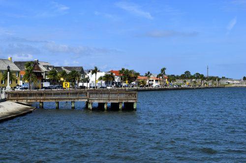 Riverfront St. Augustine, Florida