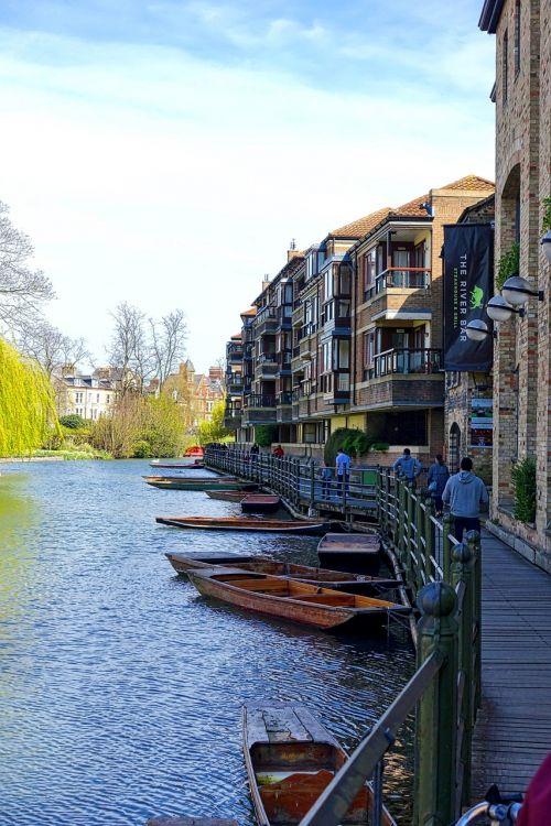 riverside canal waterside