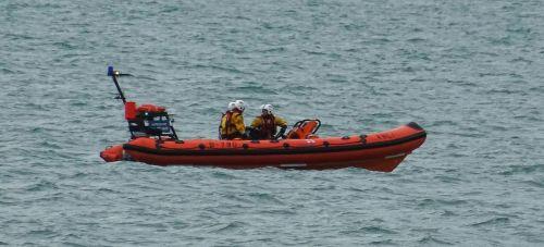 RNLI Boat Crew