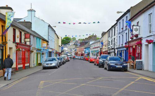 road ireland irish