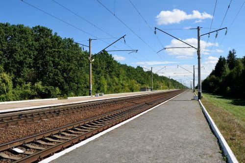 road journey rails