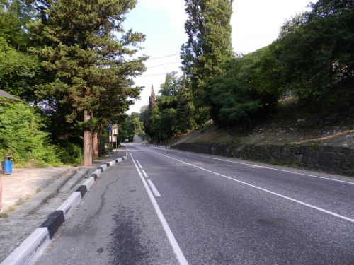 road highway travel