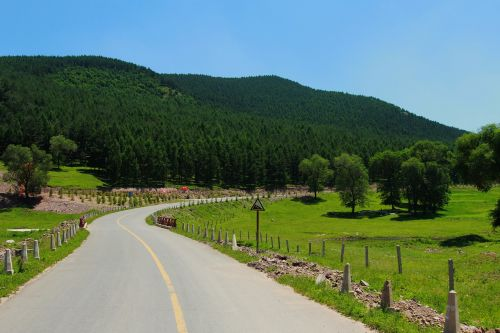 road front prairie
