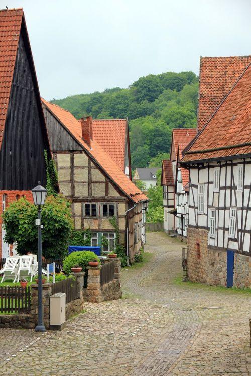 road city village