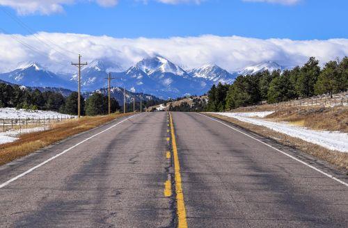 road mountain colorado