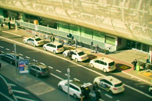 road taxi traffic