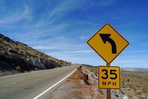 road speed limit transport