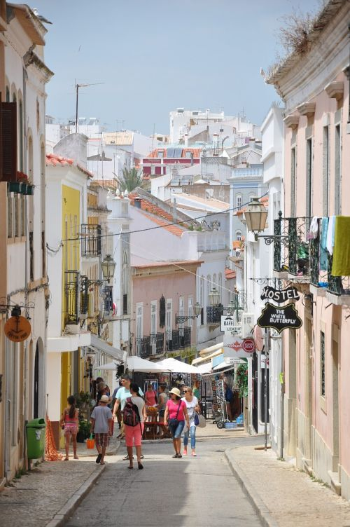 road algarve portugal