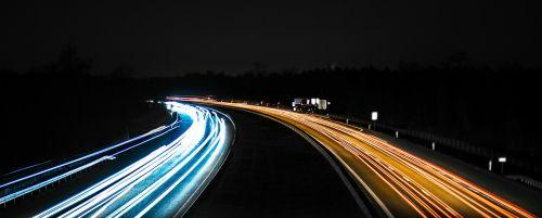 road night lights
