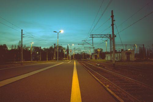 road street railway