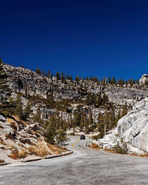 road california national park