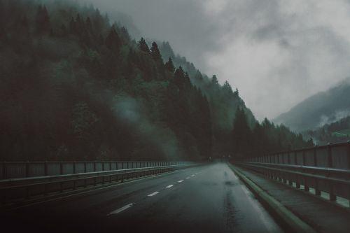 road highway bridge