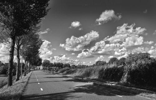 road rural travel