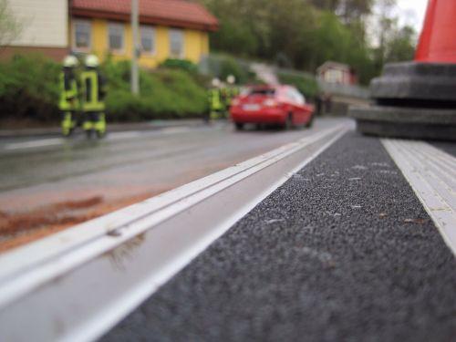 road street scene asphalt