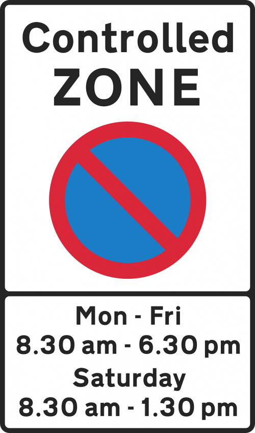 road information zone