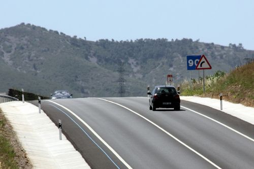road highway car