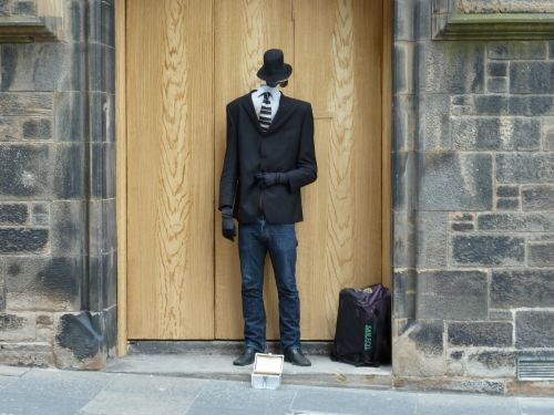 street artists human artists