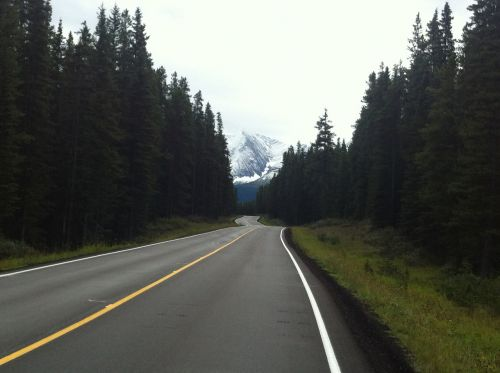 road hi way winding