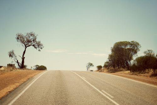 road highway rural