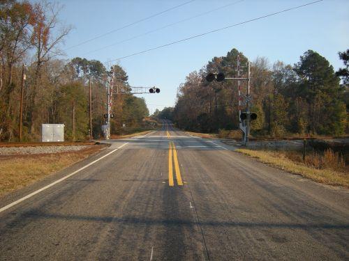 road georgia deserted
