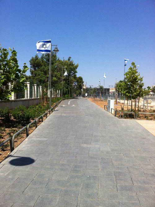 road israel jerusalem