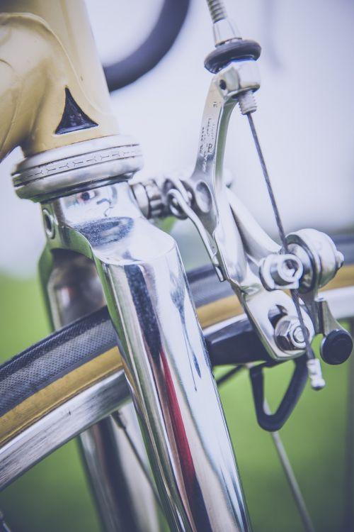road bike vintage retro