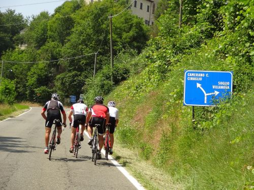 road bike italy cycle