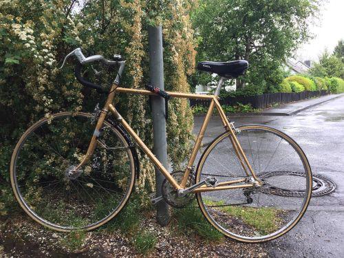 road bike retro 80
