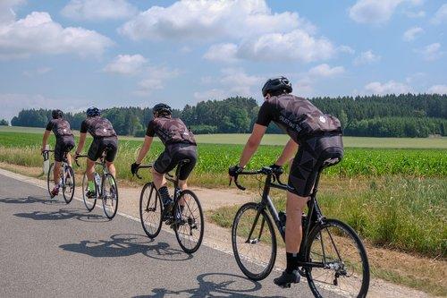 road bike  cyclists  rtf