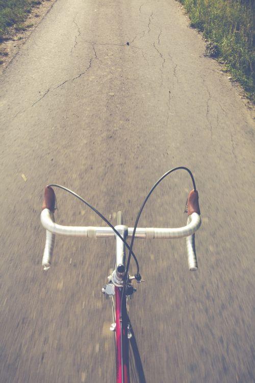 road bike movement old