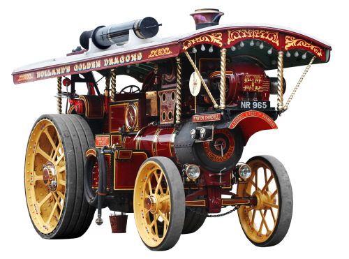 road locomotive england english