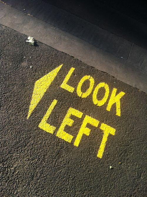 road marking asphalt note