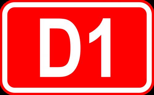 road sign roadsign street