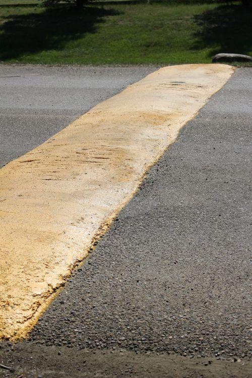 Road Speed Bump
