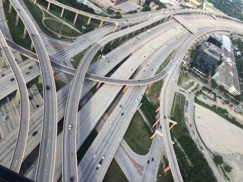 roads highway hi five